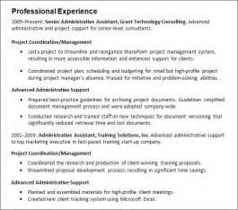 work experience resume guide careeronestop