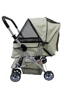 cat stroller new handle large black beige blue pink pet