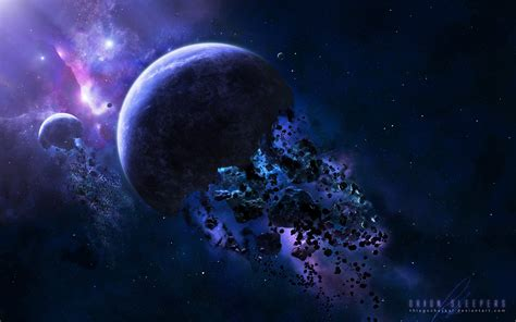 Space Asteroids Hd Wallpapers