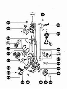 Dyson V6 Animal Parts List