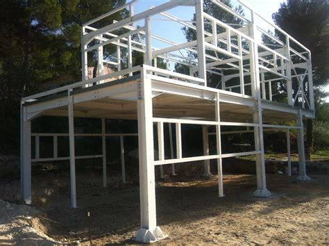 prix maison structure metallique maison design