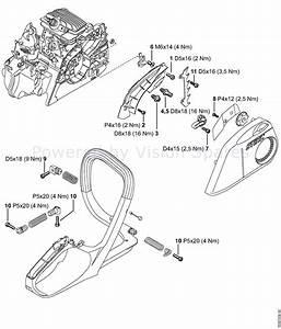 33 Stihl Chain Saw Parts Diagram