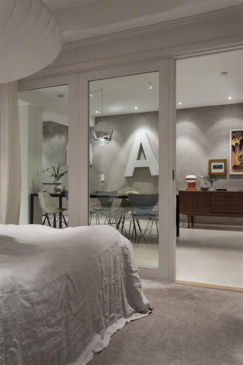 interior glass walls for homes modern home interiors with a stylish unique look