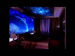 Glow In The Dark Bedroom Design Ideas Inspiration