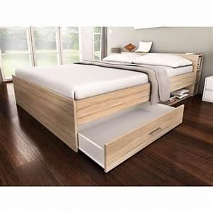 Tete De Lit Rangement 140 : tete de lit avec rangement 140cm achat vente tete de lit avec rangement 140cm pas cher ~ Teatrodelosmanantiales.com Idées de Décoration
