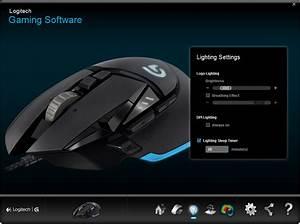Logitech G502 Proteus Core S2 Blog