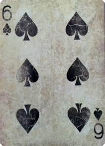 Six of Spades Card Meaning