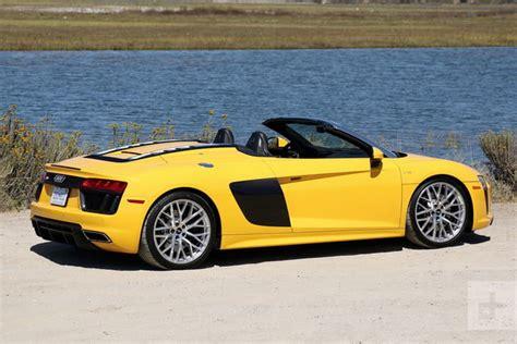Audi Spyder Review Digital Trends