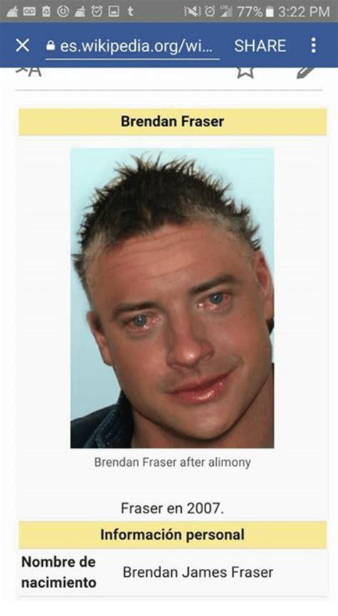 Brendan Fraser Memes - real life memes memes