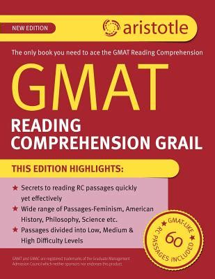 Gmat Reading Comprehension Grail Book By Aristotle Prep  1 Available Editions  Alibris Books