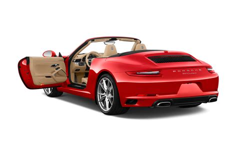 convertible porsche red 2017 porsche 718 boxster fully revealed with turbo flat
