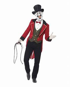 Gruselige Halloween Kostüme : d monischer zirkus direktor kost m halloween horrorkost m f r herren horror ~ Frokenaadalensverden.com Haus und Dekorationen