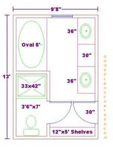 bathroom floorplans click to view size image