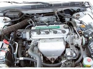 2001 Honda Accord Ex Sedan 2 3l Sohc 16v Vtec 4 Cylinder