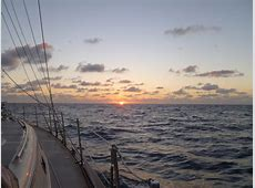 Cutter Loose, an IP 460 Thursday, March 1st crossing to