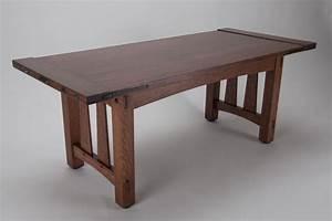 Custom Craftsman Style Coffee Table by Jro Furnituremaker