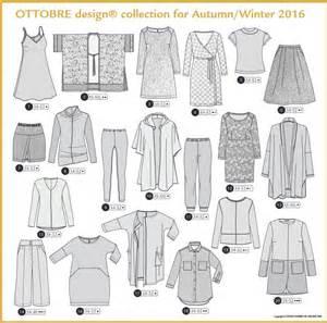 sleeve wrap dress schnittmuster für damen ottobre design woman herbst winter