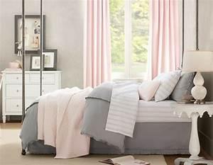 Schlafzimmer Weiß Grau : mehr als 150 unikale wandfarbe grau ideen ~ Frokenaadalensverden.com Haus und Dekorationen