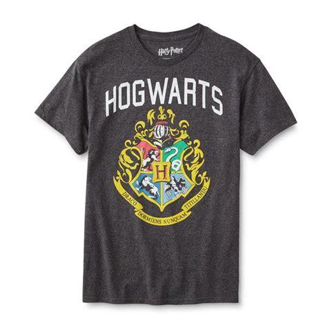 warner brothers harry potter s graphic t shirt hogwarts