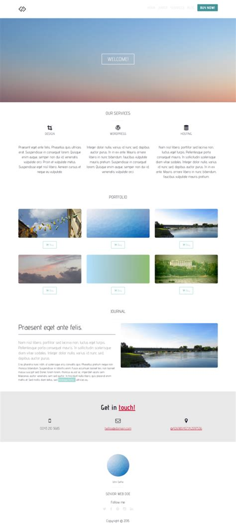 bootstrap starter template starter simple bootstrap template bootstrap themes on creative market
