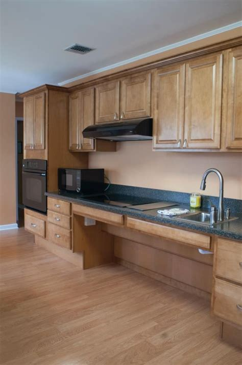 accessible kitchen design 209 best images about wheelchair living on 1145