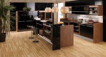 interior design kitchen room glossy lacquer with wood kitchen design vitrea from braal digsdigs