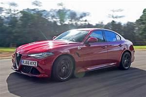 Alfa Romeo Giula : alfa romeo giulia quadrifoglio saloon review auto express ~ Medecine-chirurgie-esthetiques.com Avis de Voitures