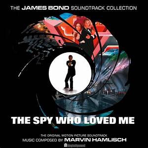 The Spy Who Loved Me Original Movie Soundtrack By