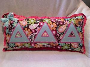 130 best delta delta delta images on pinterest sorority With tri delta stitched letters