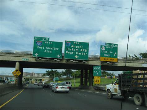 hawaii interstate highways