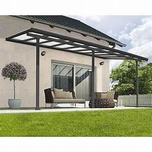 solid elements terrassenuberdachung martina tiefe 3 m b With mobile terrassenüberdachung