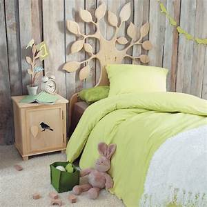 Tete De Lit Nature : chambre d 39 enfant 15 meubles et accessoires qui vont r veiller sa d co t te de lit maisons du ~ Teatrodelosmanantiales.com Idées de Décoration