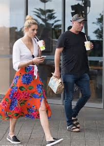 Karl Stefanovic and Jasmine Yarbrough grab McDonalds ...