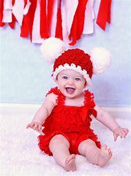 All Sizes Christmas Baby Hat Baby Santa Hat Baby Girl Hat Baby Boy Hat Pom  Pom 911363e27762