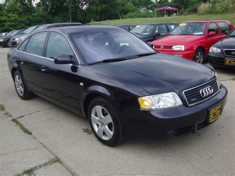 how cars work for dummies 2002 audi a6 security system 2002 audi a6 2 7t quattro for sale in cincinnati oh stock 10310