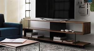 Idee Meuble Tv Fait Maison : meuble t l howard maison corbeil meuble tv ~ Melissatoandfro.com Idées de Décoration