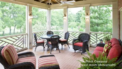 Screened In Front Porch Decorating Ideas by Porches Decor Living Spaces Screens Patio Ideas