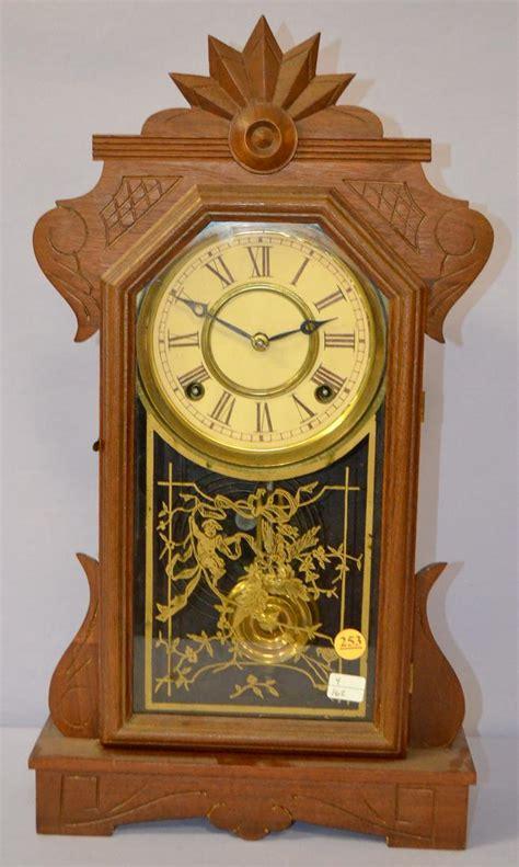 ingraham kitchen mantle clock price guide