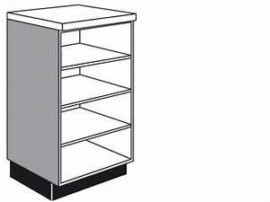 Küchen Unterschrank Regal : unterschrank regal ~ Michelbontemps.com Haus und Dekorationen