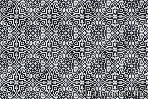 black and white cement tile black and white cement tiles pictures to pin on