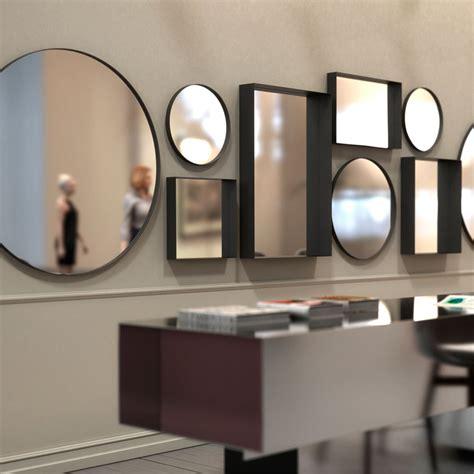 Runde Spiegel Mit Rahmen by Unu Wandspiegel Rund Connox Ch