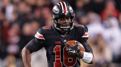 Starting J.t. Barrett Is Right Move For Ohio State.