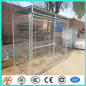 10x10x6ft outdoor backyard portable cheap chain link large With large outside dog kennels for cheap