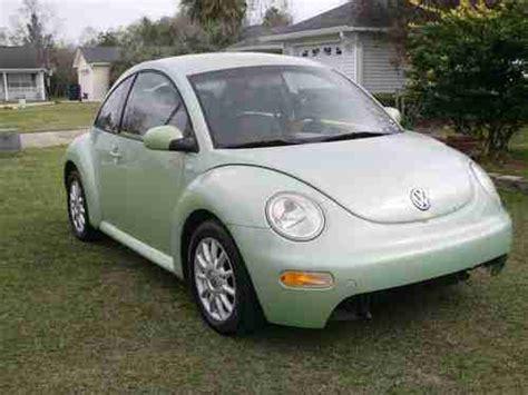 purchase   vw beetle gls  tdi turbo diesel
