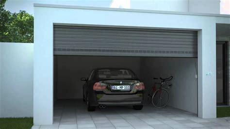 Resident® Garagenrolltor Von Alulux®  Bei Abcmarkisen