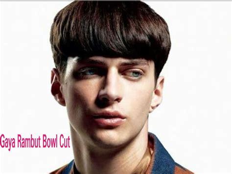 inilah  trend gaya rambut keren  gaul