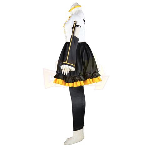 made len deluxe vocaloid kagamine rin len 2nt costumes