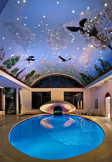 Luxushäuser Mit Pool by Schwimmbecken Zu Hause 50 Design Ideen F 252 R Den Eigenen