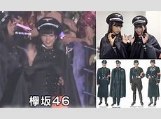 Japanese girl band Keyakizaka46 cause outrage by dressing