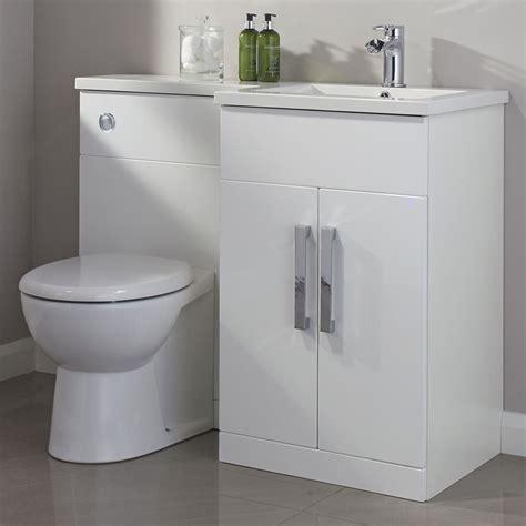 white kitchen furniture sets cooke lewis ardesio gloss white rh vanity toilet pack